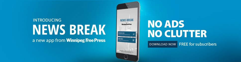 News Break by Winnipeg Free Press