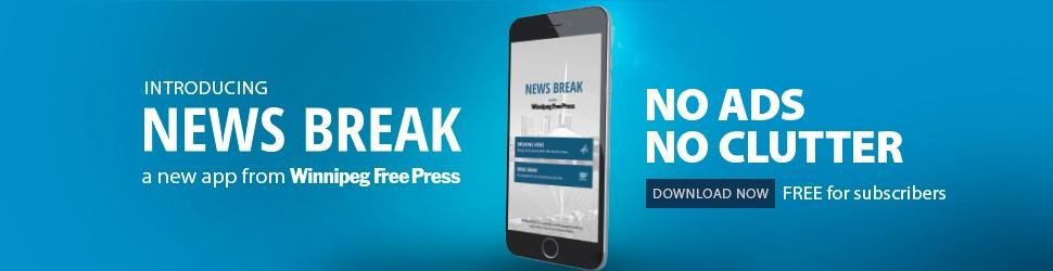INMA: Best Practice - News Break by Winnipeg Free Press