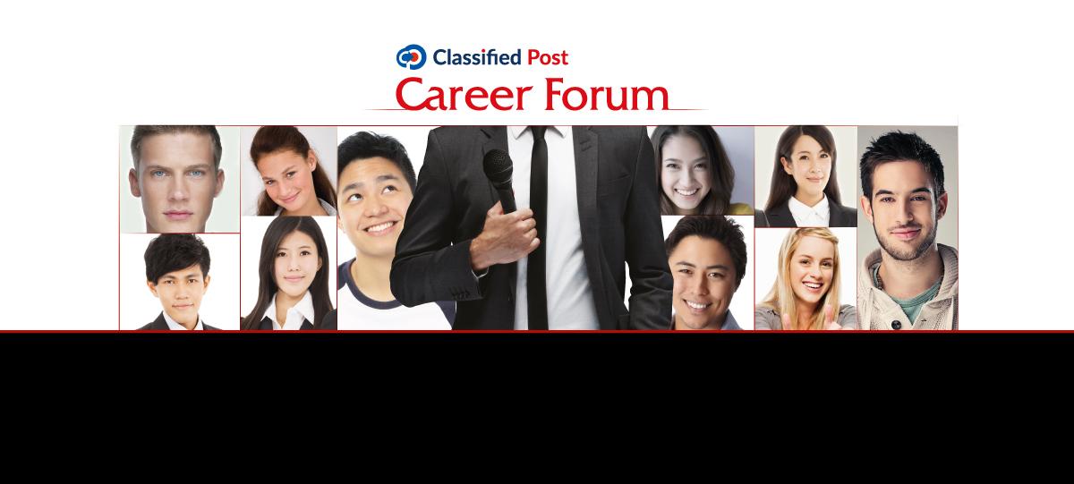 Classified Post Career Forum
