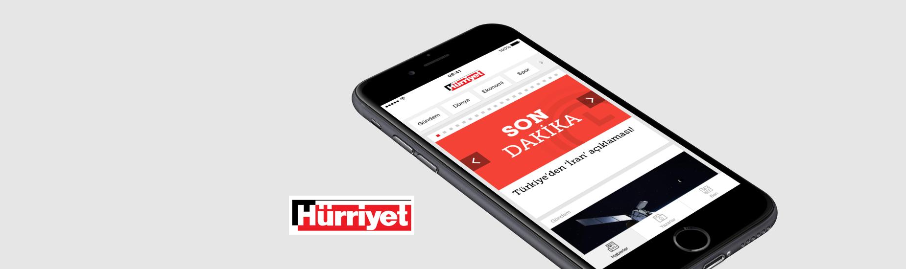 Hürriyet - Mobile Application