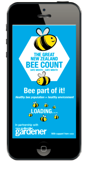 NZ Gardener: The Great Kiwi Bee Count