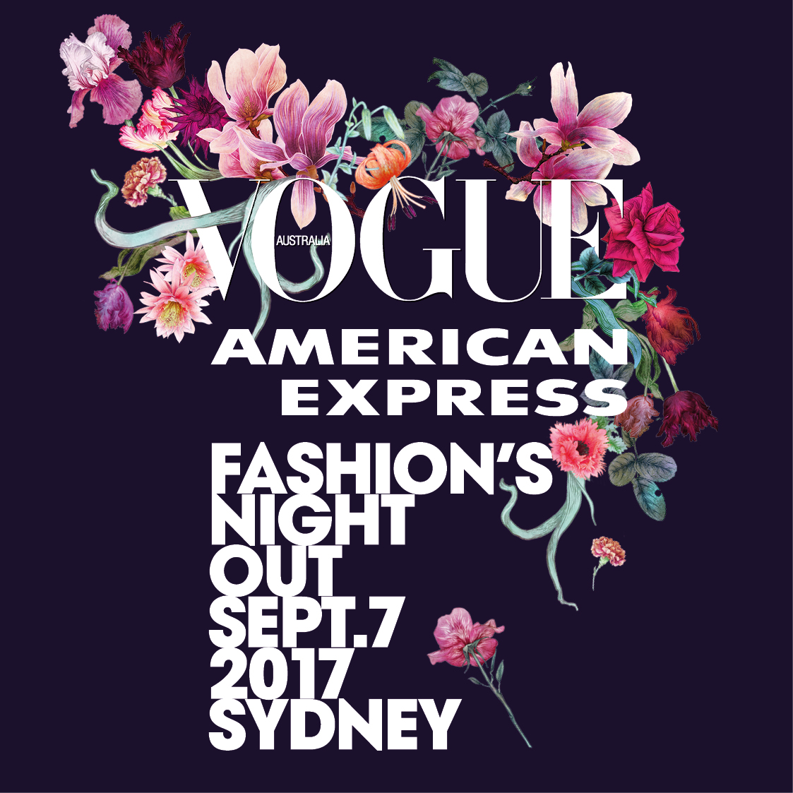 Vogue Fashion's Night Out Australia