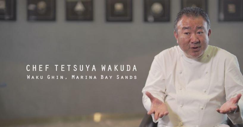 A Day with Chef Tetsuya