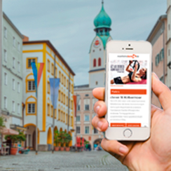 rosenheimsbeste.de - reinventing local guides