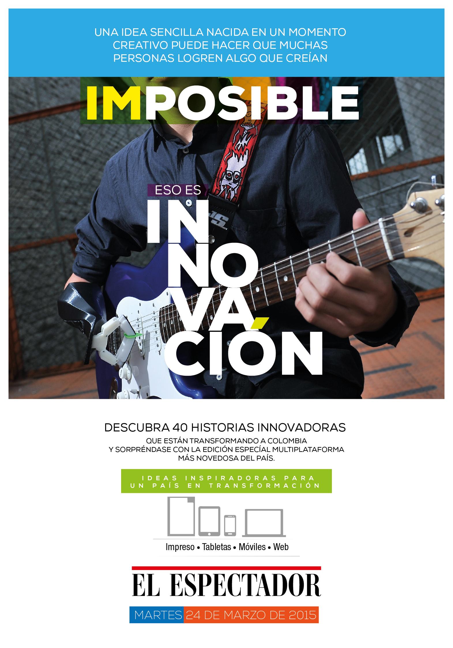 EDICION DE INNOVACION ANIVERSARIO 128