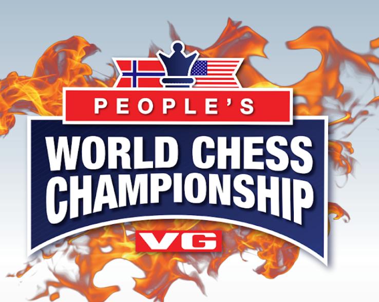 VG: Interactive chess - Norway vs. USA