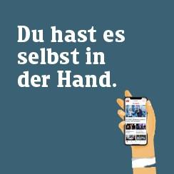 Kleine Zeitung: It's in Your Own Hands