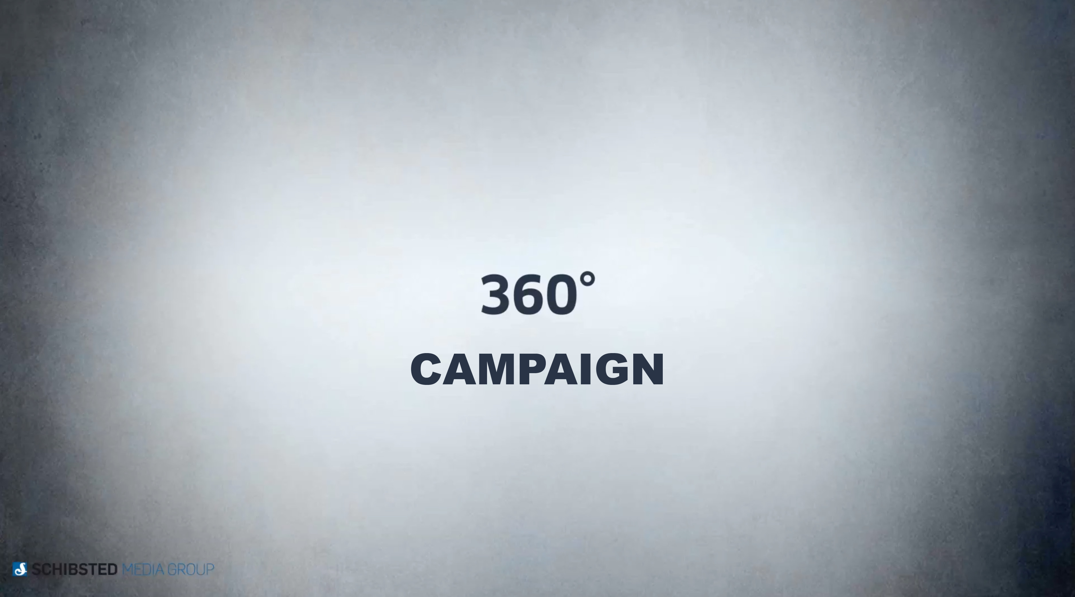 360* Campaign Print and Digital