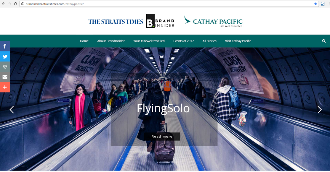 Cathay Pacific BrandInsider