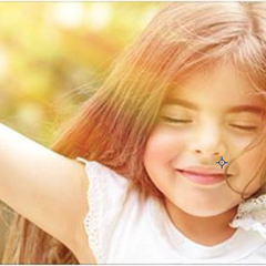 It Shouldn't Hurt to be a Child Cause Marketing Campaign