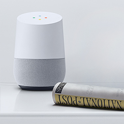 National Post/Montreal Gazette & Google Home