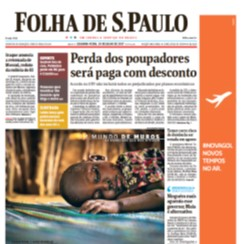 The reinvention of print - GOL Brazilian airline and Folha de S.Paulo