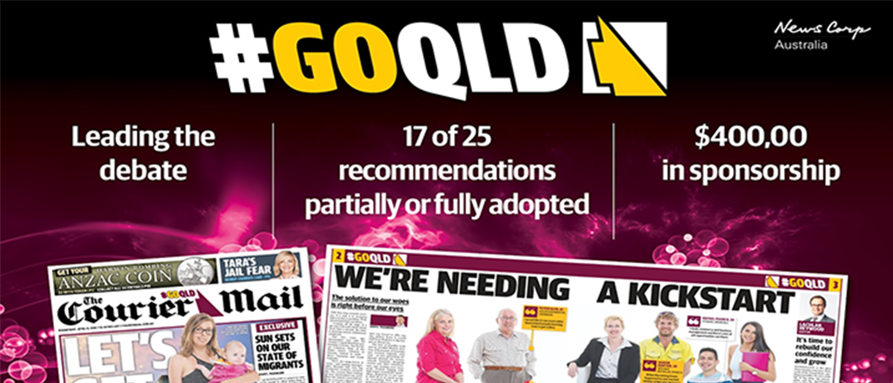 #GOQLD – The Star