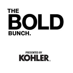The Bold Bunch – presented by Kohler