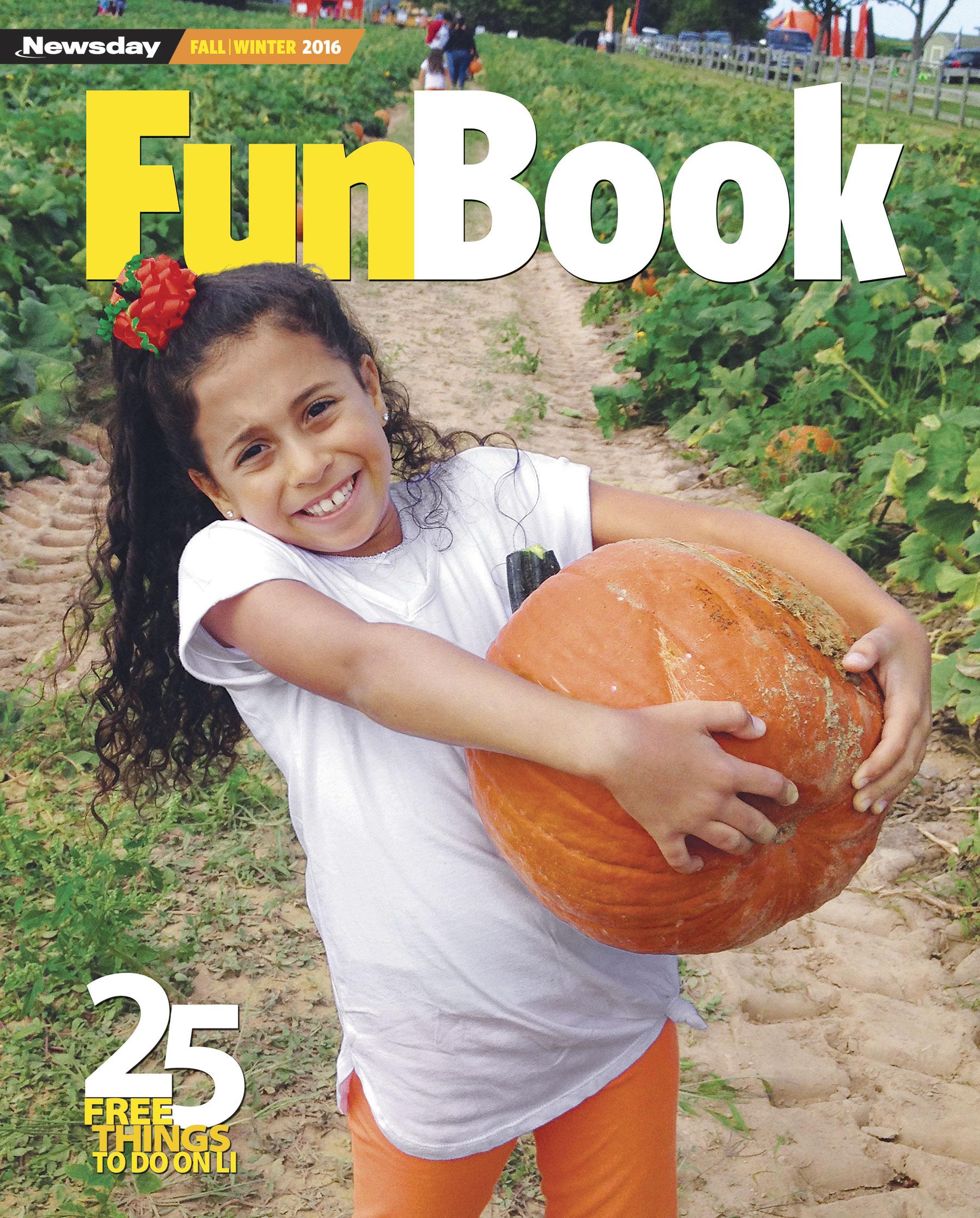 Newsday Fun Book