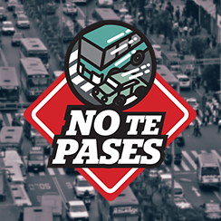 #NoTePases
