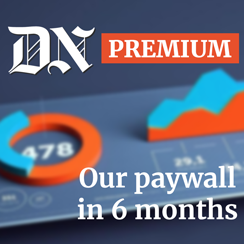 DN Premium: How a paywall changed a 154 years old newspaper in just 6 months