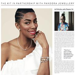 THE KIT x PANDORA: Women Who Do Integration