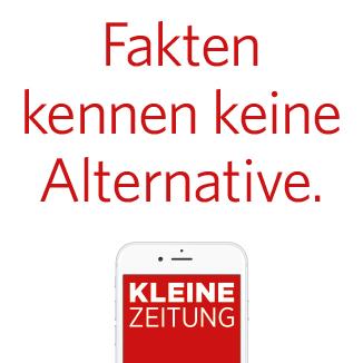 Kleine Zeitung Smartphone App Cross Media Campaign 2017