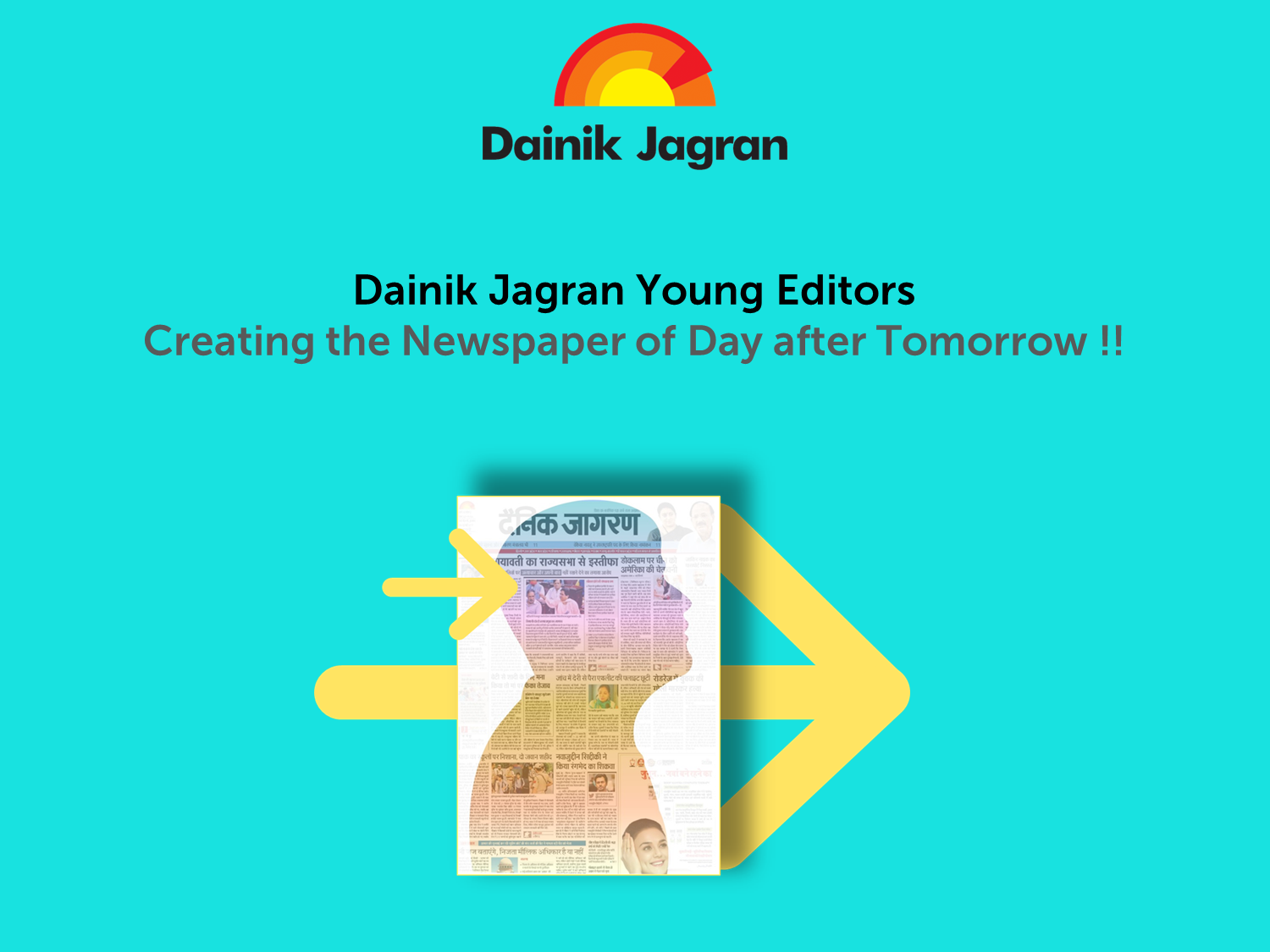 Creating the newspaper of day after tomorrow