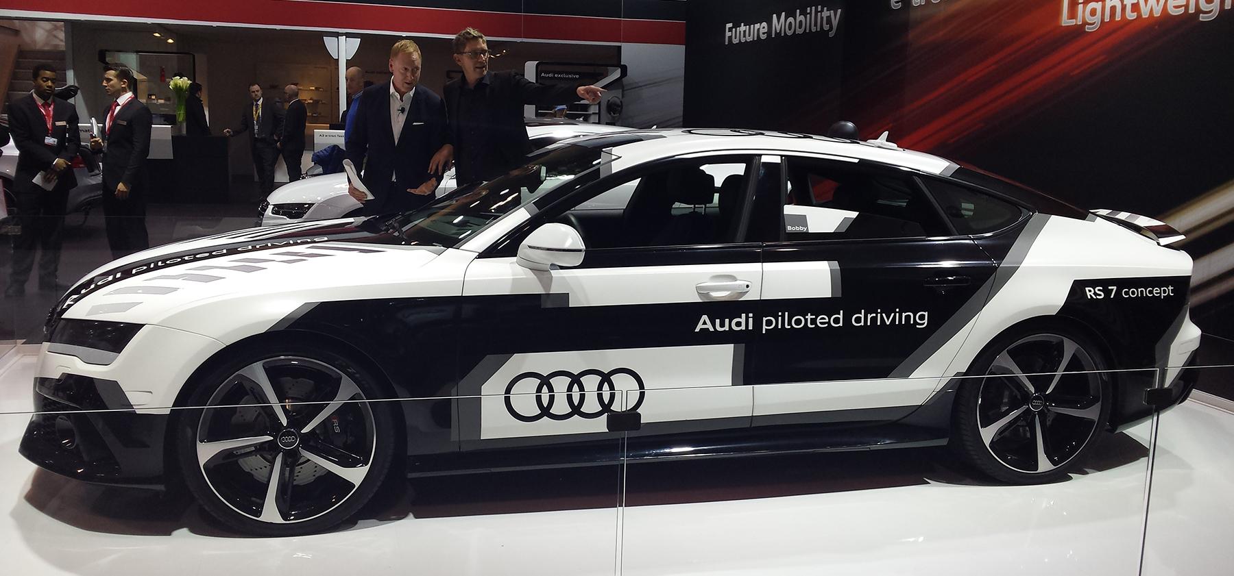 Audi – 2016 Auto Show Livestream