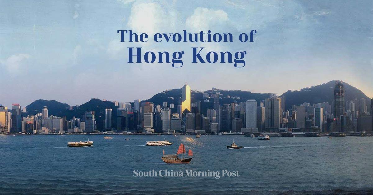 The Evolution of Hong Kong
