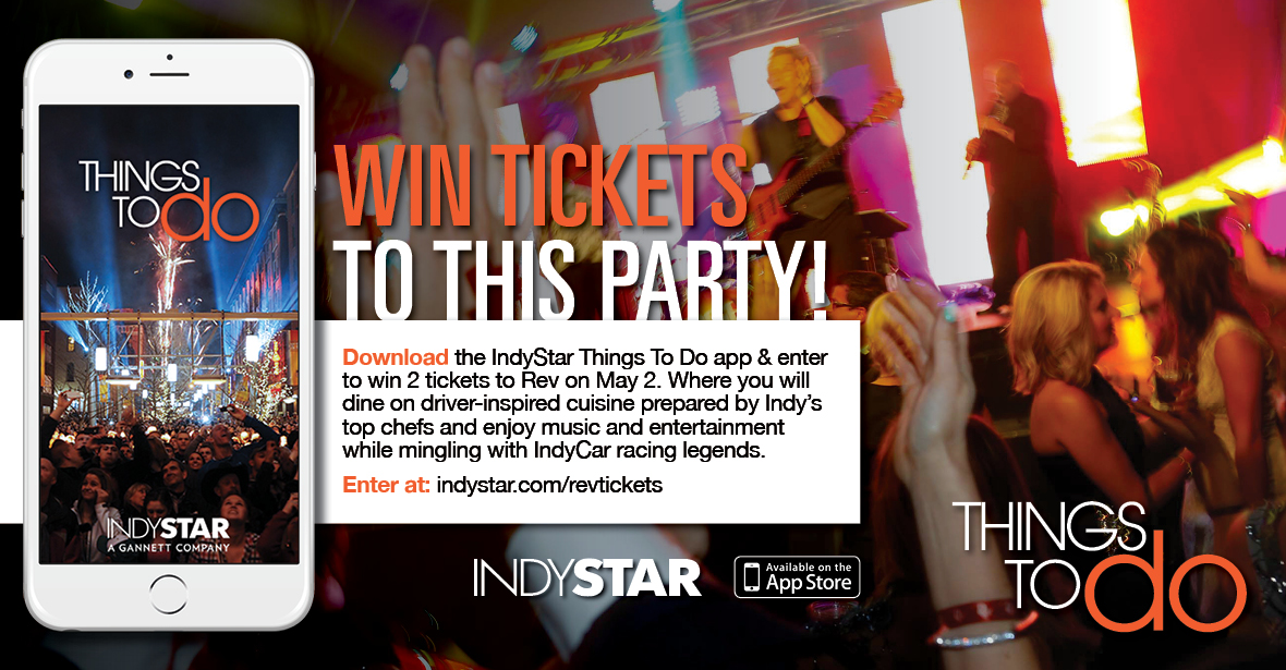 IndyStar Things to Do app