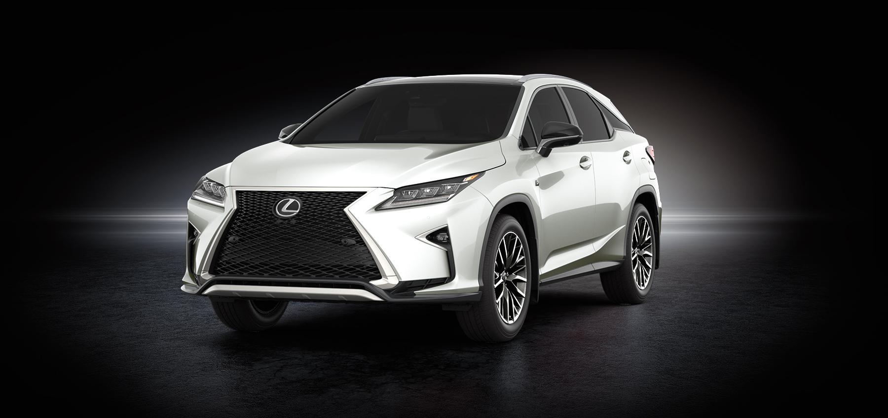 Lexus RX Launch:  Grip The Wheel