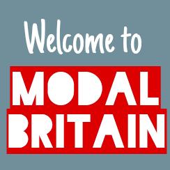 Modal Britain - life outside the bubble