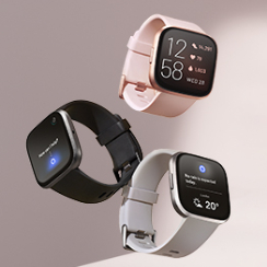 Fitbit- Versa 2 Launch