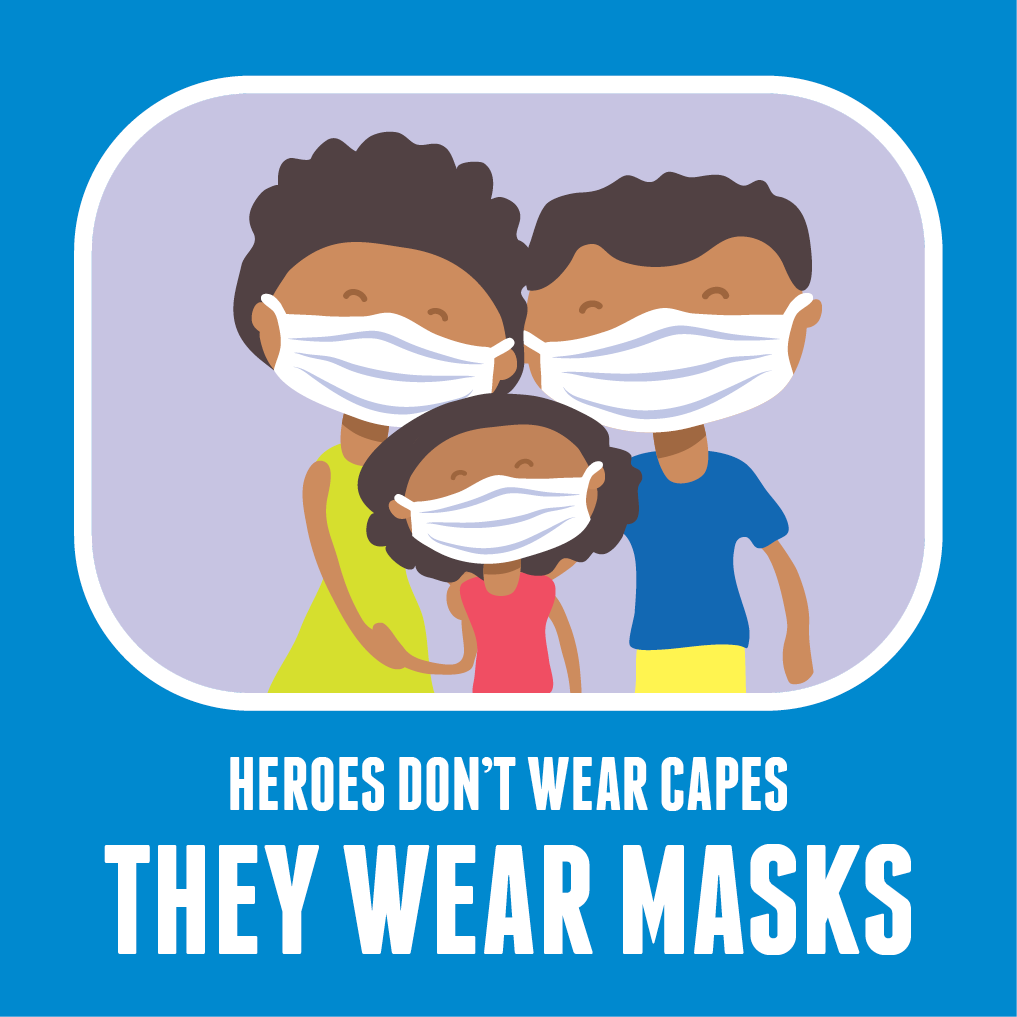 Heroes Don´t Wear Capes