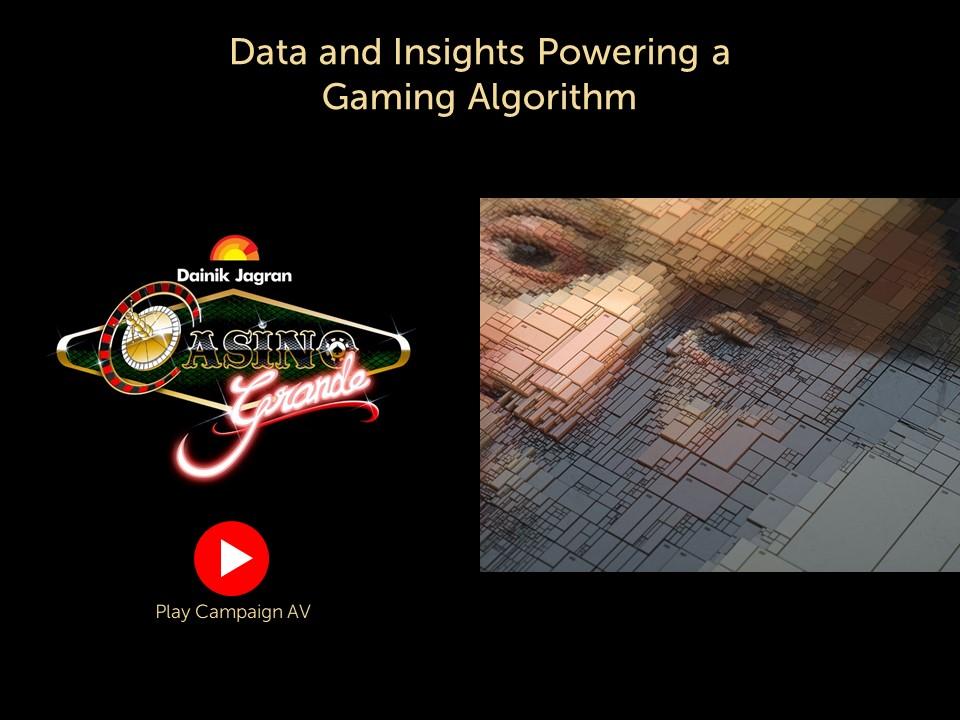 A Gaming Algorithm to Drive Revenue