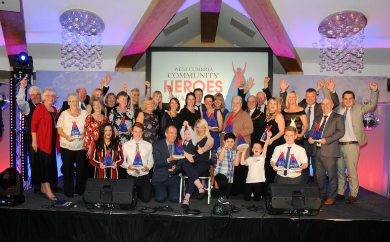 Community Heroes Awards 2015