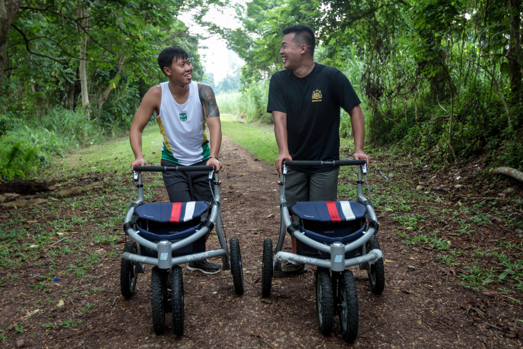 Brothers battle rare health condition