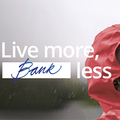 DBS LIVE MORE BANK LESS