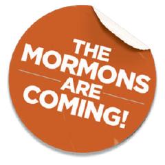 The Book of Mormon Mega Wrap