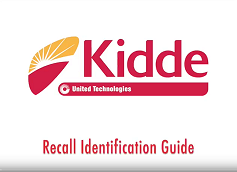 Kidde 2017 Fire Extinguisher Recall Identification Guide (US and Canada)