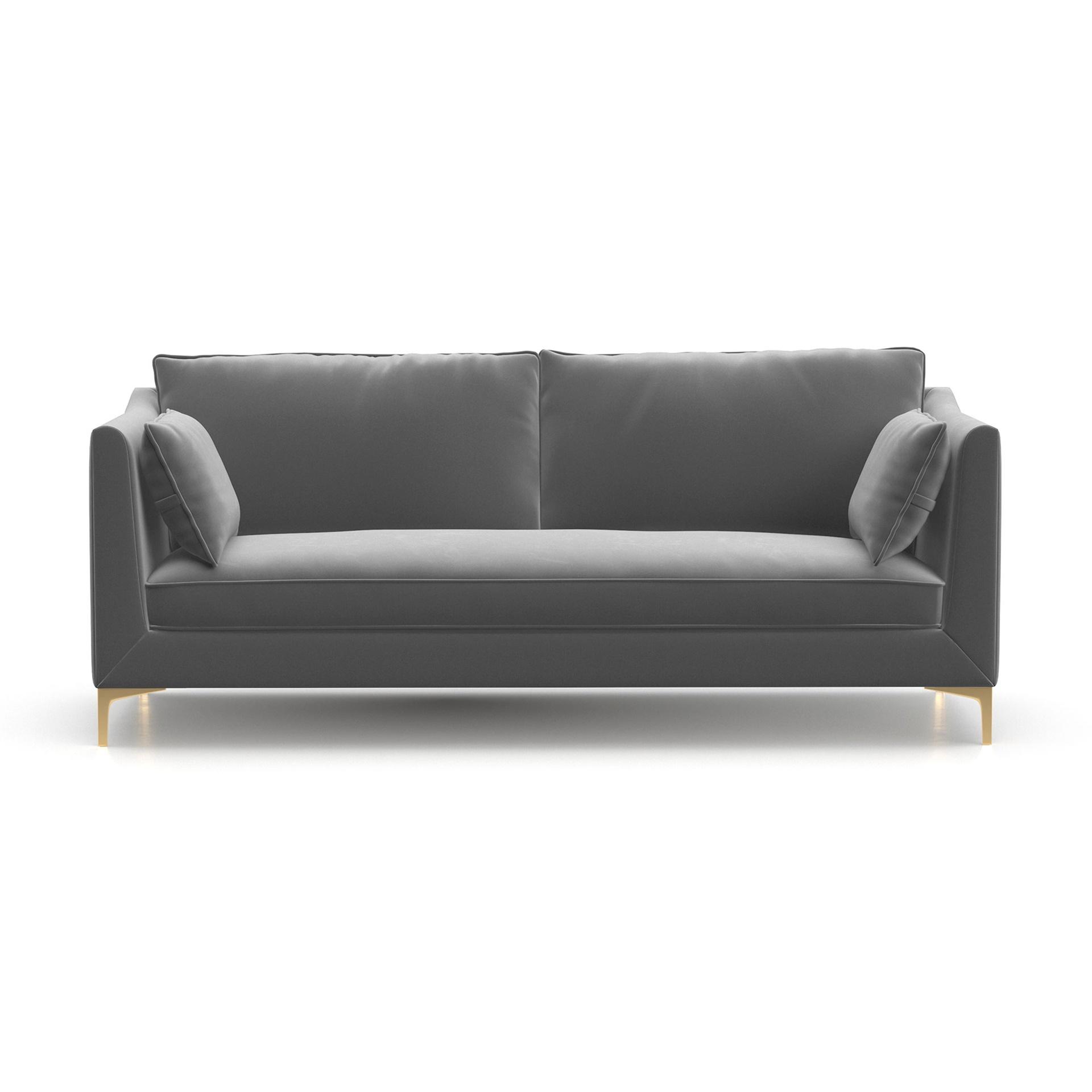 Ashley Velvet Sofa