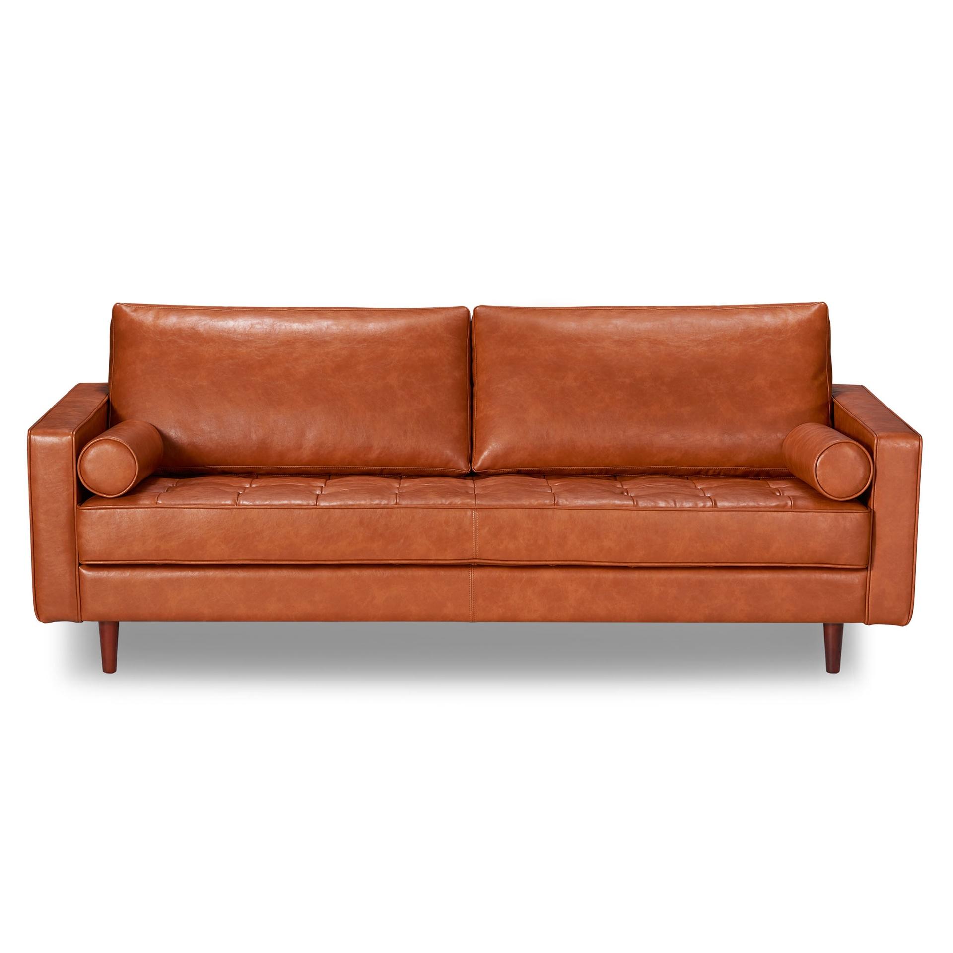 Amazing Ashton Vintage Leather Sofa Creativecarmelina Interior Chair Design Creativecarmelinacom