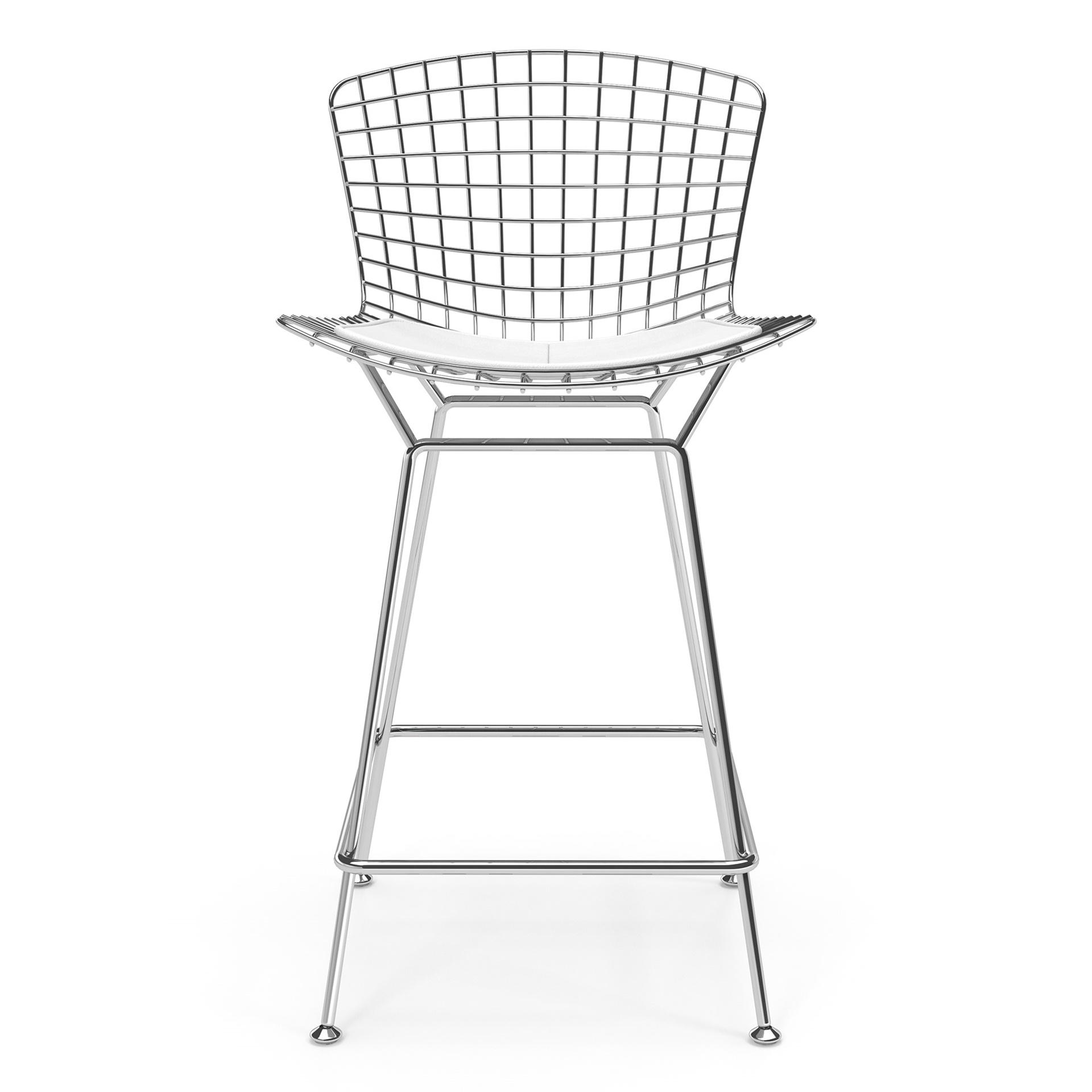 Wondrous Bertoia Counter Stool Beatyapartments Chair Design Images Beatyapartmentscom