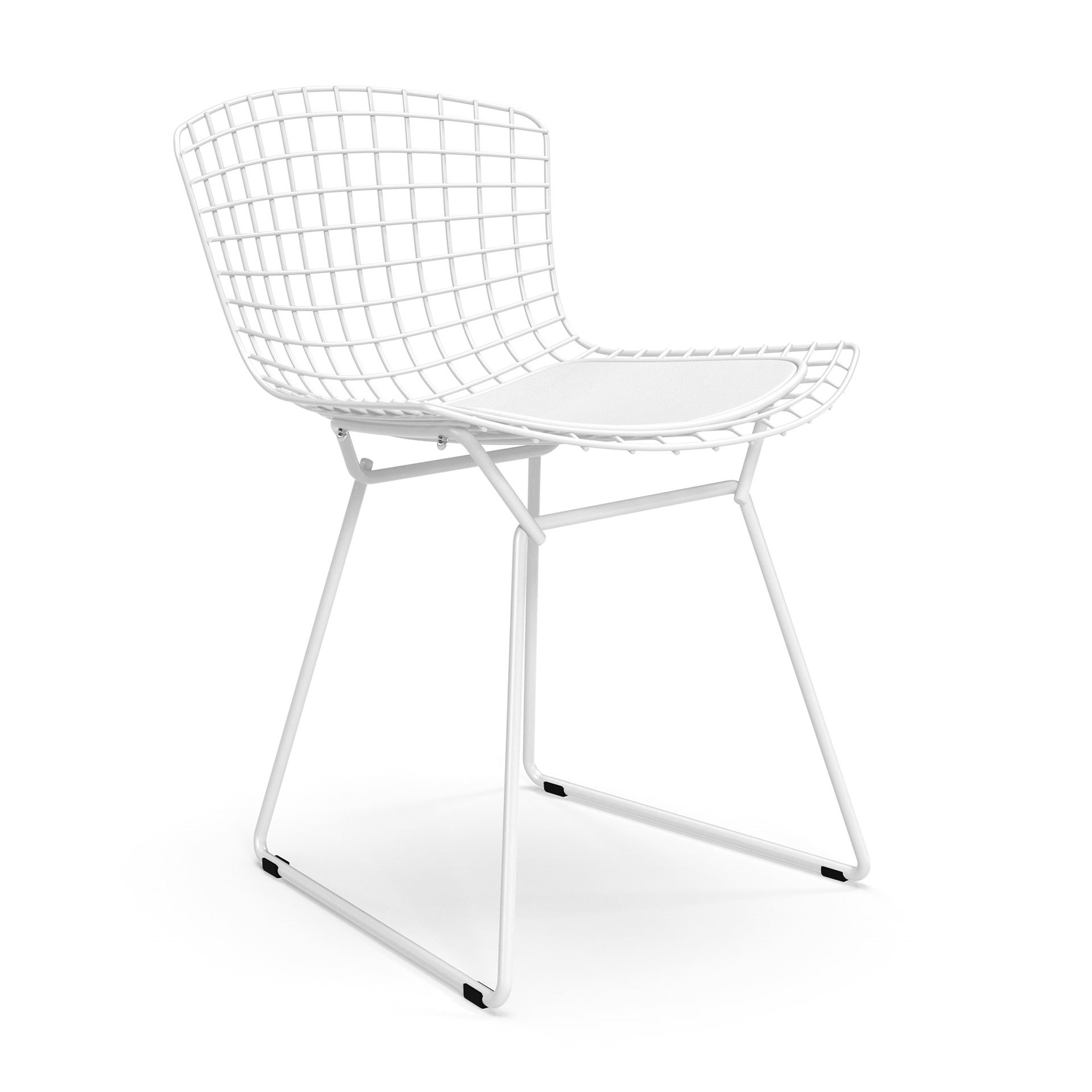 Terrific Bertoia Side Chair Lamtechconsult Wood Chair Design Ideas Lamtechconsultcom
