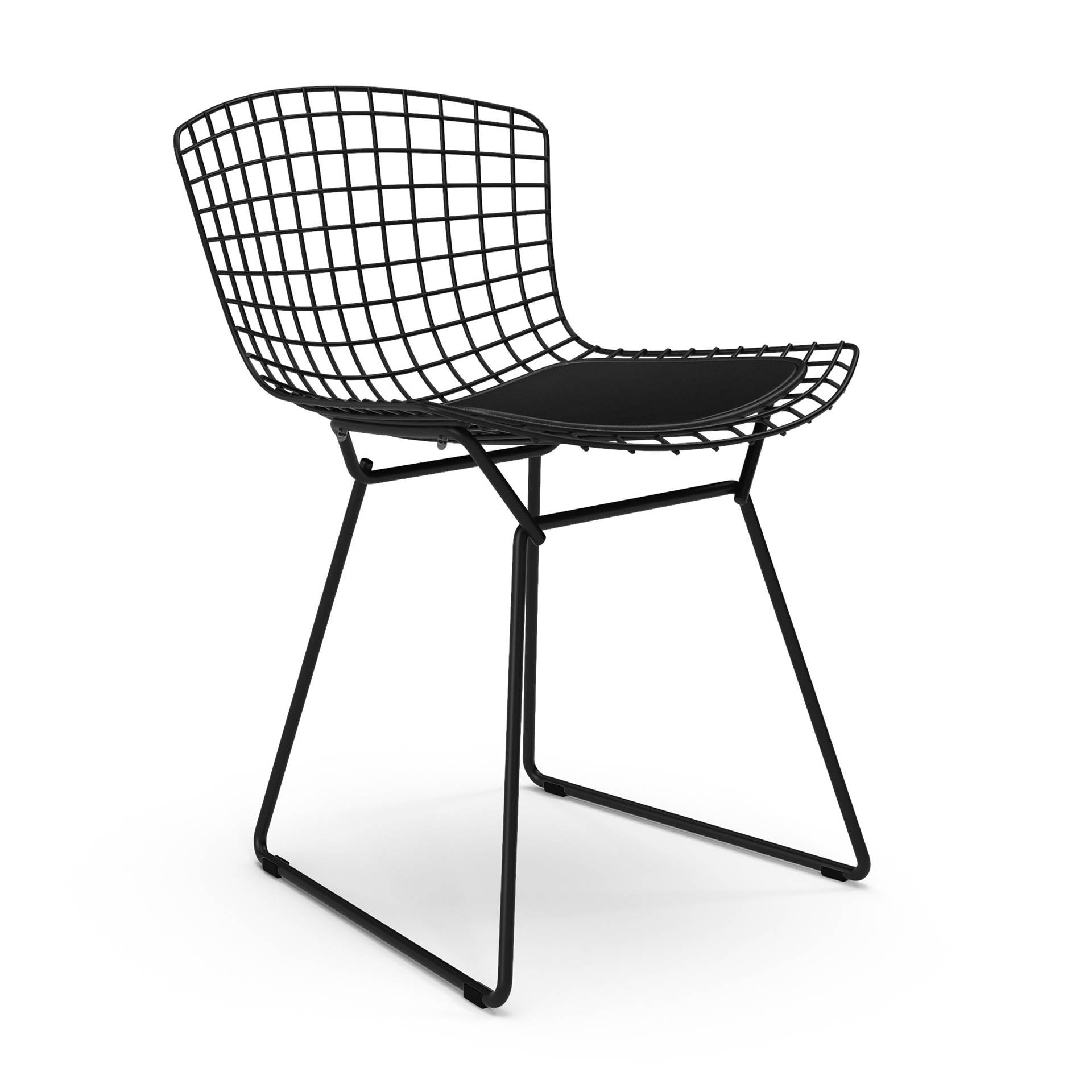 Gentil Bertoia Side Chair