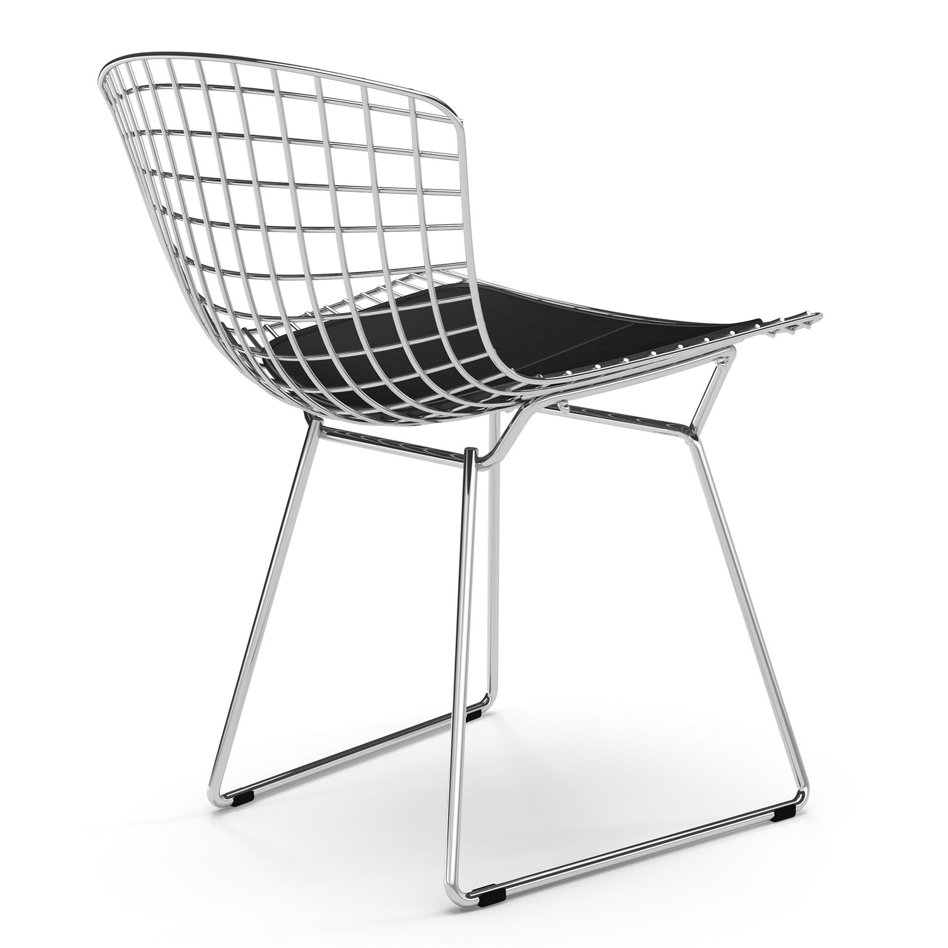 Bertoia Side Chair. U003e
