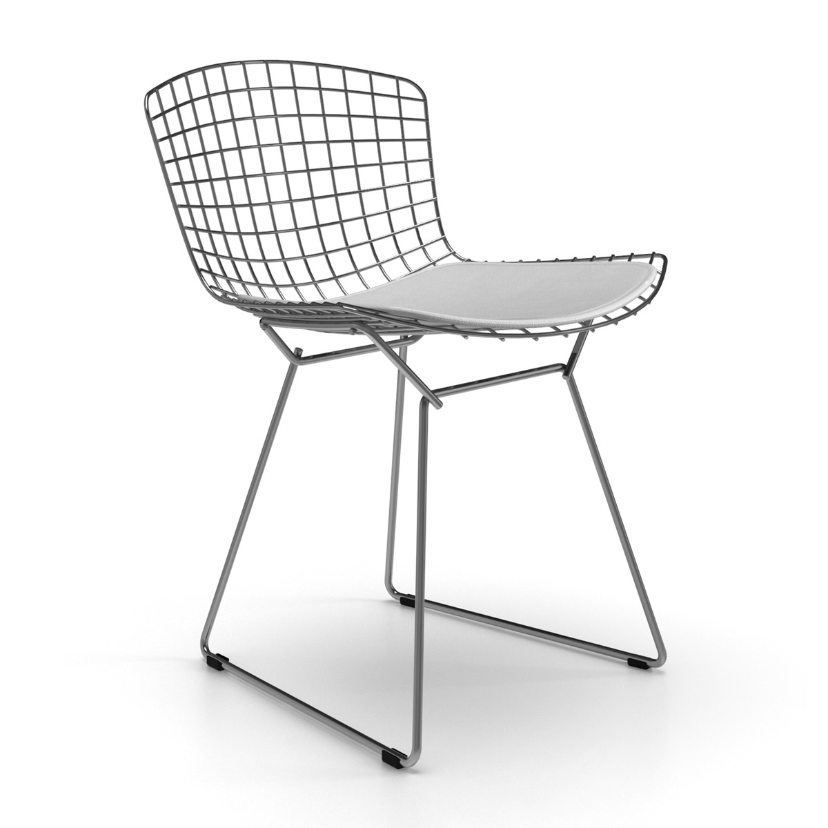Bertoia Side Chair. U003e