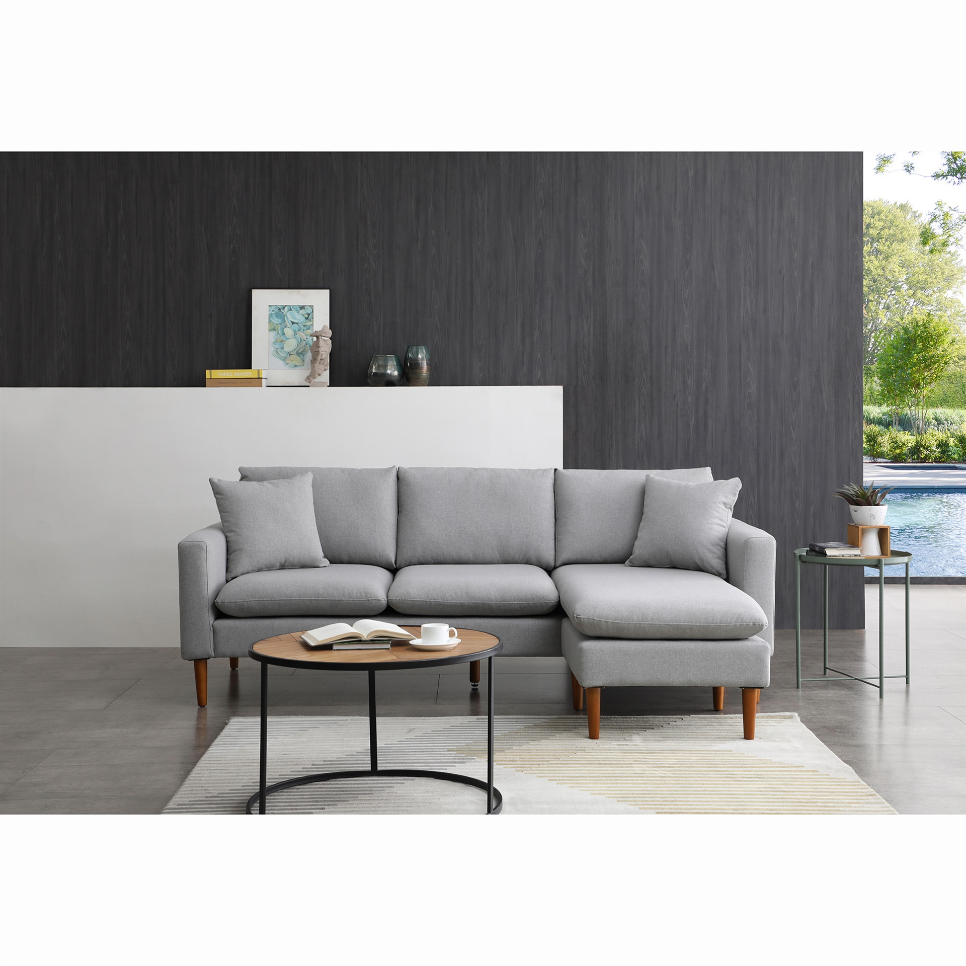 Amazing Cameron Reversible Sectional Unemploymentrelief Wooden Chair Designs For Living Room Unemploymentrelieforg