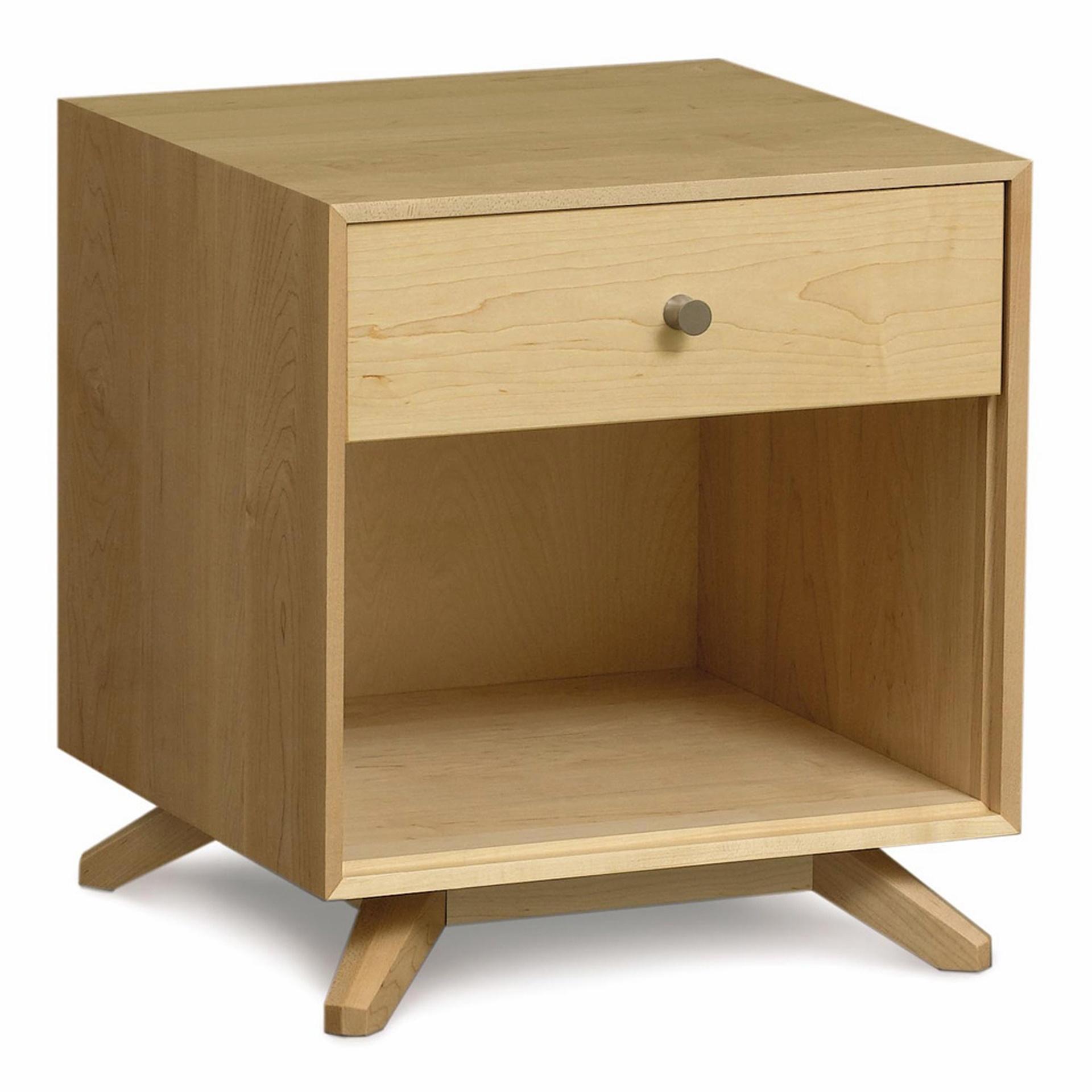 Copeland Furniture Astrid 1 Drawer Nightstand