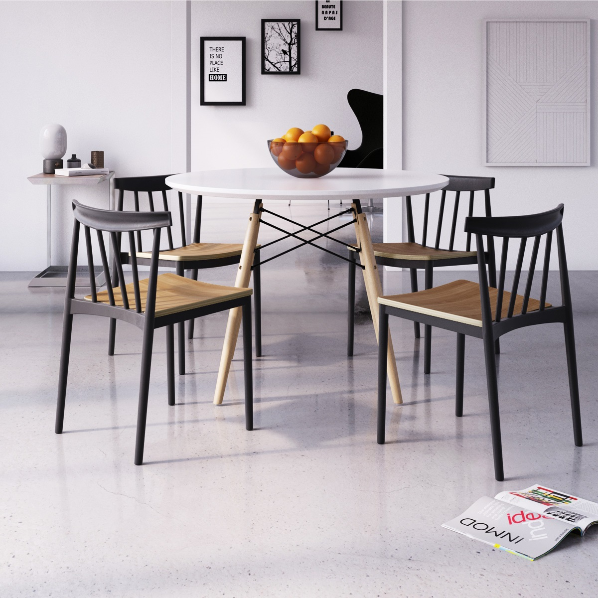 Dane Dining Stacking Chair