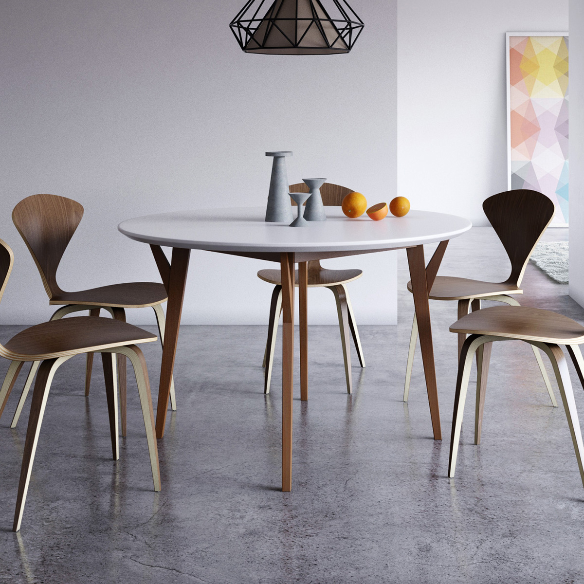 Prime Eco Natura Anja Round Dining Table Download Free Architecture Designs Licukmadebymaigaardcom