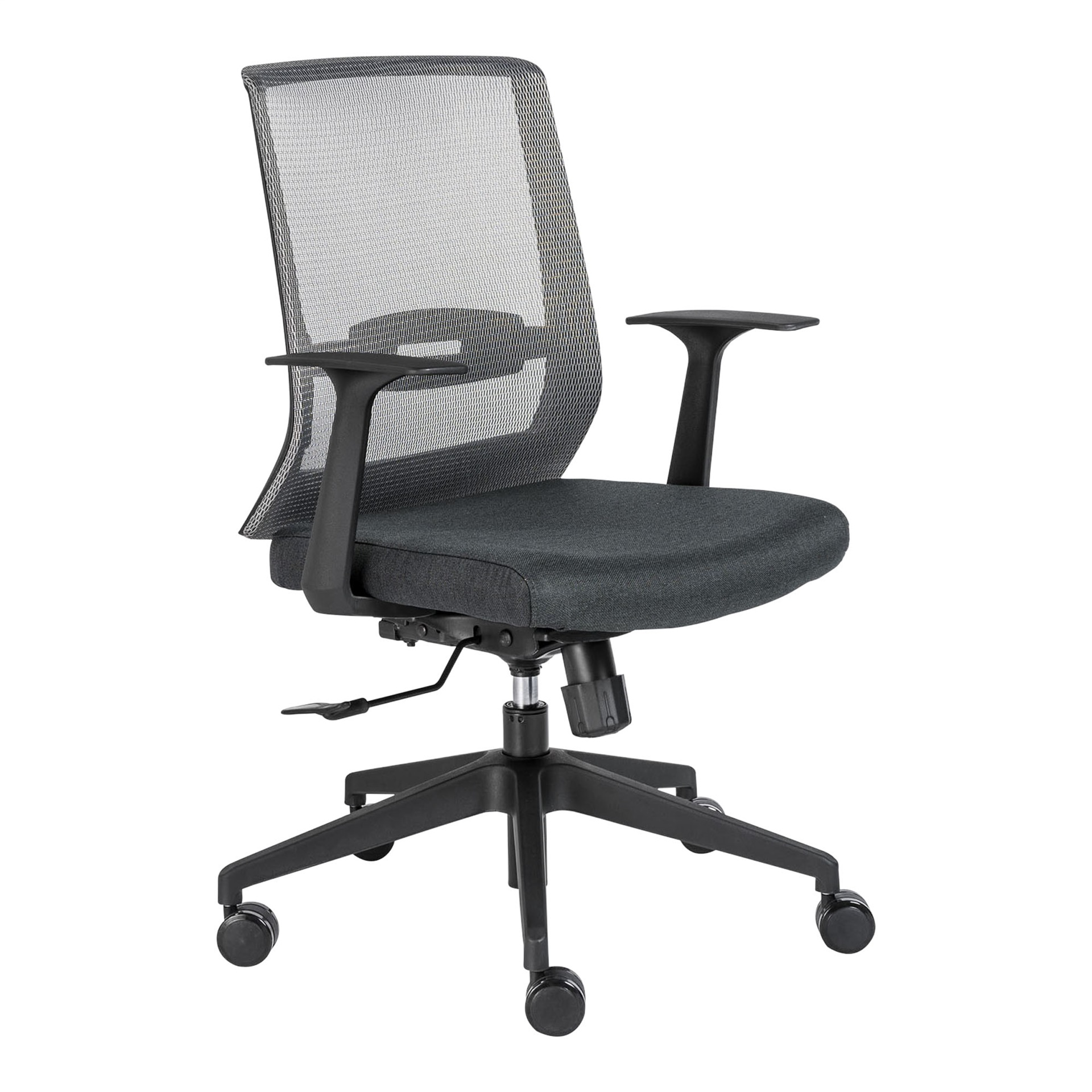 Admirable Fiona Office Chair With Fixed Arms Ocoug Best Dining Table And Chair Ideas Images Ocougorg