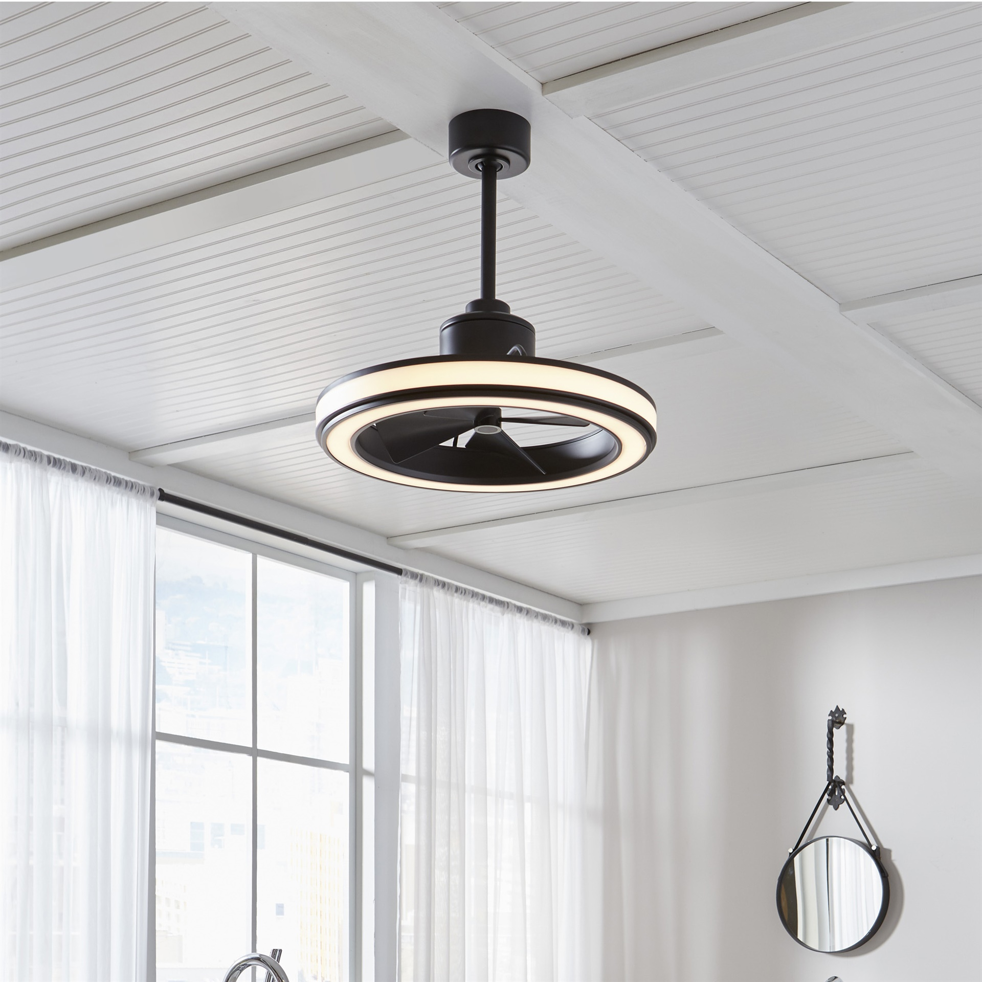 Gleam Beckwith Ceiling Fan